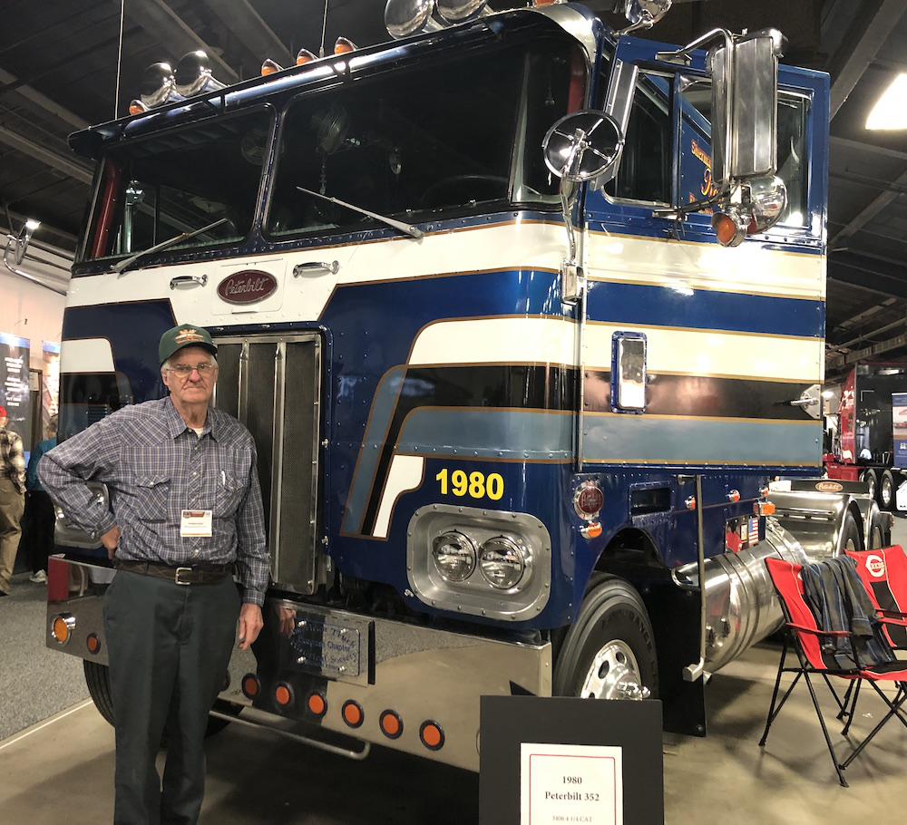 Meet Sherman Kerns' '1980 Peterbilt COE 'Second Time Around'