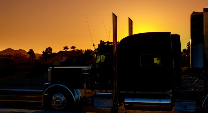 truck-at-sunset