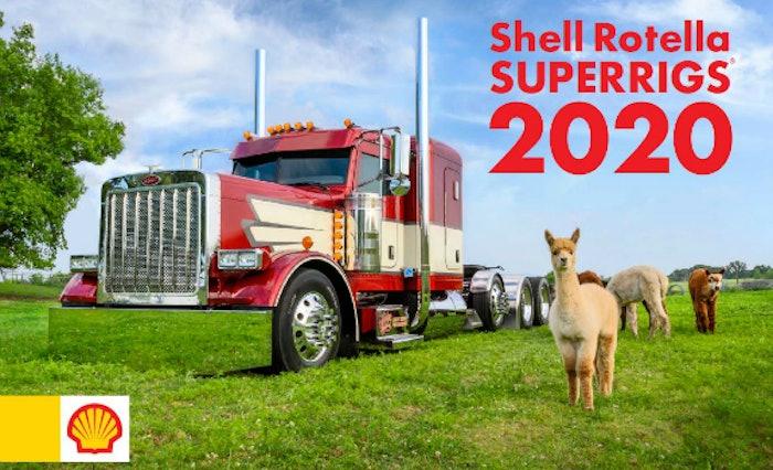 2020 Rotella SuperRigs Calendar