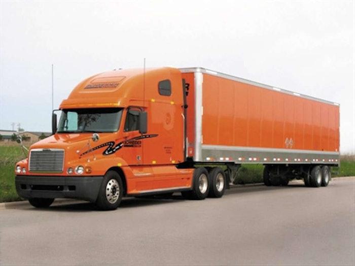 Schneider-truck