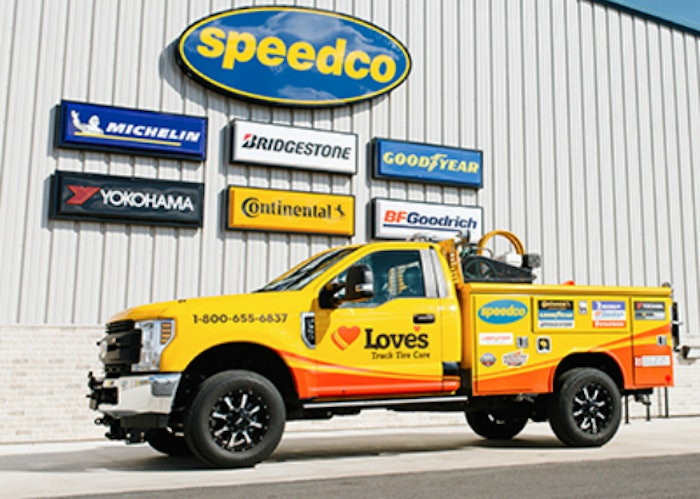 Love's Truck Care and Speedco