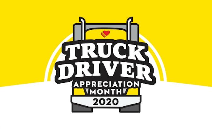 1 Love's Driver Appreciation