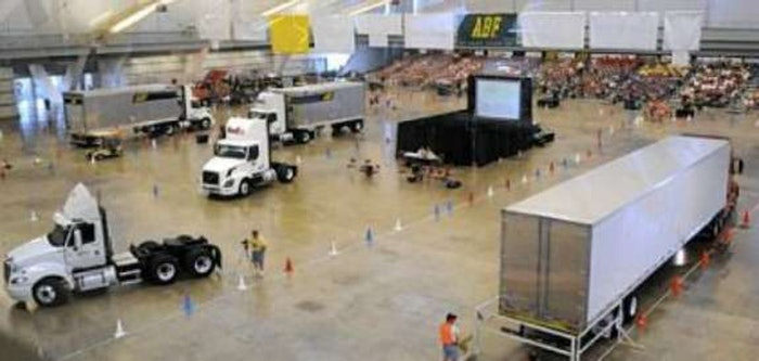 Tn truck Driver Championships