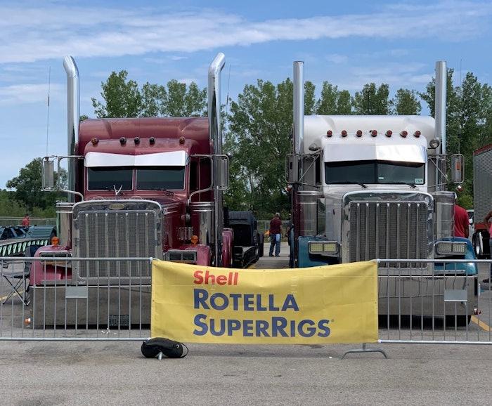 Shell Rotella Super Rigs 1